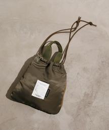 バッグ ハンドバッグ JANESMITH ジェーンスミス / MILITARY KINCHAKU BAG ミリタリー巾着バッグ / 21SBG-#63|ZOZOTOWN PayPayモール店