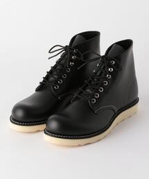 ブーツ <RED WING(レッドウィング)> 8165 6ROUNDTOE/ブーツ|ZOZOTOWN PayPayモール店