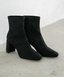 ブーツ ストレッチヒールブーツ 851418|ZOZOTOWN PayPayモール店