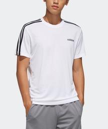 tシャツ Tシャツ デザインド トゥ ムーブ 3ストライプス 半袖Tシャツ [Design 2 Move 3-Stripes Tee] アディダス ZOZOTOWN PayPayモール店