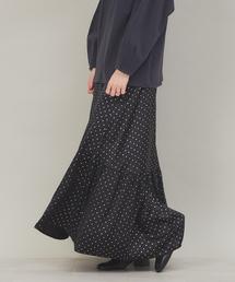 スカート シャインドットスカート|ZOZOTOWN PayPayモール店
