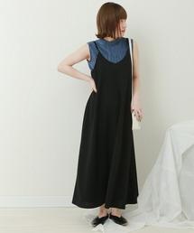 ワンピース ジャンパースカート カットジョーゼット ジャンパースカート|ZOZOTOWN PayPayモール店