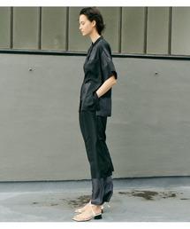 パンツ Contrasting Fabric Pants|ZOZOTOWN PayPayモール店