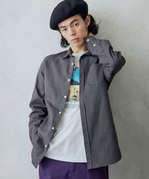 シャツ ブラウス オックスフォードストレッチシャツ -2021SPRING-|ZOZOTOWN PayPayモール店