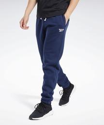 フリースパンツ [TE FLC Cuffed Pant] リーボック|ZOZOTOWN PayPayモール店