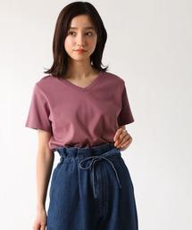 tシャツ Tシャツ VネックTシャツ|ZOZOTOWN PayPayモール店