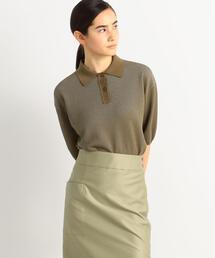 ポロシャツ ダブルカラーカノコ ポロニット|ZOZOTOWN PayPayモール店