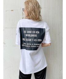 tシャツ Tシャツ 【WEB限定】GYDA×DC BOXロゴTシャツ ZOZOTOWN PayPayモール店