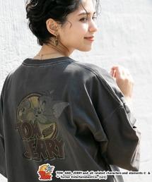 tシャツ Tシャツ DISCUS×トムとジェリーTシャツ/926215 ZOZOTOWN PayPayモール店