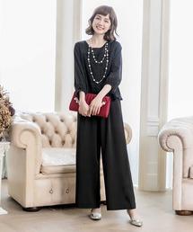 ドレス ワイドパンツドレス|ZOZOTOWN PayPayモール店