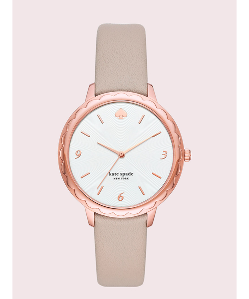 腕時計 モーニングサイド 人気ブランド多数対象 ウォーム トープ ウォッチ レザー 商店