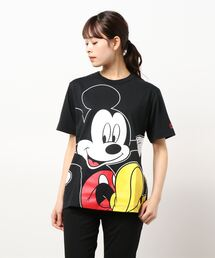 tシャツ Tシャツ 親子お揃い ディズニー BIGフェイスTシャツ 4913A ZOZOTOWN PayPayモール店