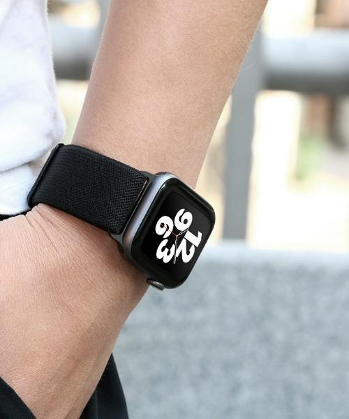 Apple Watch Band アップルウォッチバンド 日時指定 ストレッチナイロンタイプ 42-44mm用〉 〈38-40mm 授与
