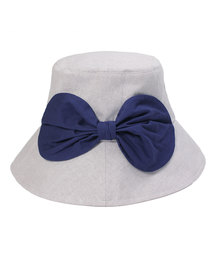 帽子 ハット カブロカムリエ ハット FUSHIリボン Cablo Camurie|ZOZOTOWN PayPayモール店