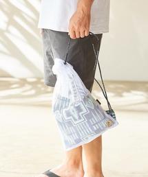 リュック SURF PENDLETON MESH BON SACK(3Colors)(サーフ ペンドルトン メッシュボンサック)(WHITE,NAVY ZOZOTOWN PayPayモール店