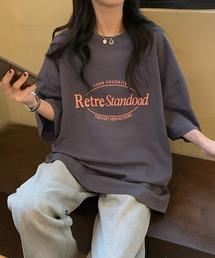 tシャツ Tシャツ ルーズシンプルロゴ Tシャツ|ZOZOTOWN PayPayモール店