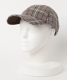帽子 キャップ Lovable Fuwa Check Cap|ZOZOTOWN PayPayモール店