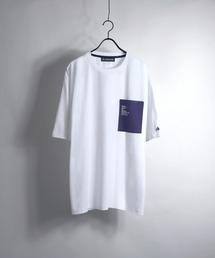 tシャツ Tシャツ Kappa/カッパ 別注ナイロンポケット切替ビッグシルエットTシャツ ZOZOTOWN PayPayモール店