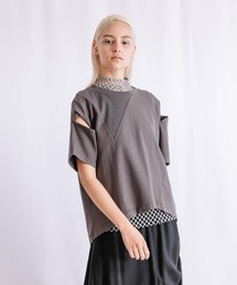 tシャツ Tシャツ スリットスリーブTシャツ|ZOZOTOWN PayPayモール店