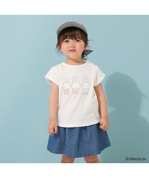 tシャツ Tシャツ お洋服Tシャツ ミッフィー 今季も再入荷 驚きの値段で