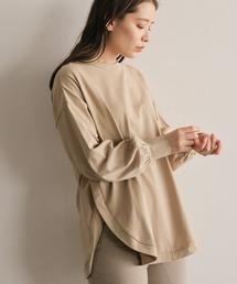 tシャツ Tシャツ サイドスリットロンT 938722|ZOZOTOWN PayPayモール店