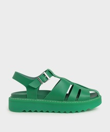 サンダル カットアウト スポーツサンダル / Cut-Out Sports Sandals|ZOZOTOWN PayPayモール店