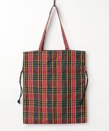 トートバッグ バッグ Lilas Campbell Textile marche bag Check ZOZOTOWN PayPayモール店