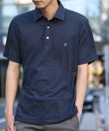 ポロシャツ 【WEB限定】SHIPS: 吸水速乾・UVケア Drymix(R) ワンポイント ロゴ レギュラーカラー ポロシャツ ZOZOTOWN PayPayモール店