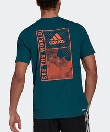 tシャツ Tシャツ Sportphoria AEROREADY グラフィック 半袖Tシャツ [Sportphoria AEROREADY Graphi ZOZOTOWN PayPayモール店