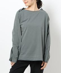 tシャツ Tシャツ JANESMITH ジェーンスミス / DOUBLE LAYERED LONG T-SHIRT ダブルレイヤードロングTシャツ ロ|ZOZOTOWN PayPayモール店
