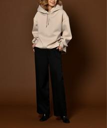 パンツ monotone tuck pants ZOZOTOWN PayPayモール店