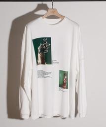 tシャツ Tシャツ JANESMITH ジェーンスミス / CLOSE & PLAID DRESS LONG SLEEVE T-SHIRT アーティス|ZOZOTOWN PayPayモール店