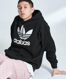 パーカー adidas アディダス TREFOIL HOODIE トレフォイル フーディー プルオーバーパーカー ZOZOTOWN PayPayモール店