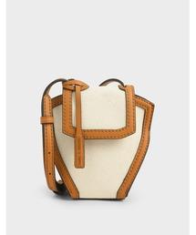 ショルダーバッグ バッグ ジオメトリック クロスボディバッグ / Geometric Crossbody Bag|ZOZOTOWN PayPayモール店