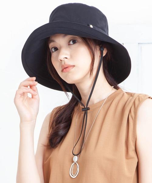 帽子 ランキングTOP5 ハット 高額売筋 イロドリ つば広UVハット レディース LADYSA