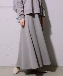 スカート スウェットアシメントリースカート|ZOZOTOWN PayPayモール店