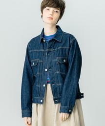 ジャケット Gジャン 【Scye】セルビッジデニムジャケット WOMEN|ZOZOTOWN PayPayモール店