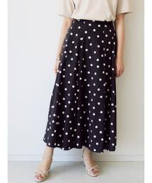 スカート ドットフレアスカート ZOZOTOWN PayPayモール店