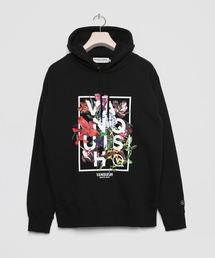 パーカー Floral Hoodie|ZOZOTOWN PayPayモール店