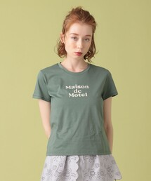 tシャツ Tシャツ Maison de Motel Tシャツ ZOZOTOWN PayPayモール店