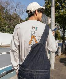 tシャツ Tシャツ 歩くプリントロンT((ユニセックス)|ZOZOTOWN PayPayモール店