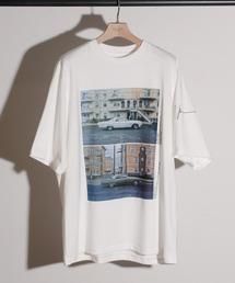 tシャツ Tシャツ JANESMITH ジェーンスミス / CADILLAC PLYMOUTH SHORT SLEEVE T-SHIRT アーティスト|ZOZOTOWN PayPayモール店