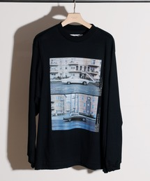 tシャツ Tシャツ JANESMITH ジェーンスミス / CADILLAC PLYMOUTH LONG SLEEVE T-SHIRT アーティストコ|ZOZOTOWN PayPayモール店