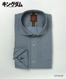 【キングダム】形態安定ドレスシャツ長袖|ZOZOTOWN PayPayモール店