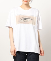 tシャツ Tシャツ KIMHEKIM/キムヘキム/HER EYES T-SHIRTS|ZOZOTOWN PayPayモール店