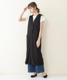 アンサンブル Tシャツ+ジレセット セットアップアイテム|ZOZOTOWN PayPayモール店
