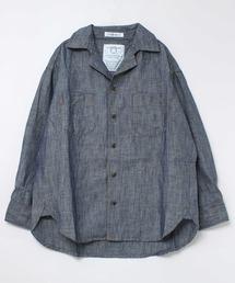 シャツ ブラウス B2320 デニムシャツジャケット|ZOZOTOWN PayPayモール店