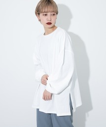 tシャツ Tシャツ オーバーサイズロンT|ZOZOTOWN PayPayモール店