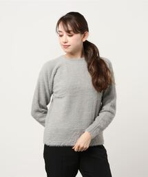 ニット Feather l/s crew top|ZOZOTOWN PayPayモール店
