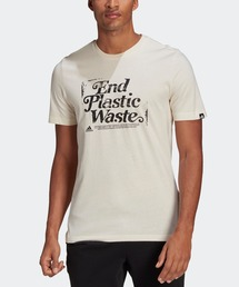 tシャツ Tシャツ スローガン リサイクルコットン グラフィック 半袖Tシャツ [Slogan Recycled Cotton Graphic Tee ZOZOTOWN PayPayモール店